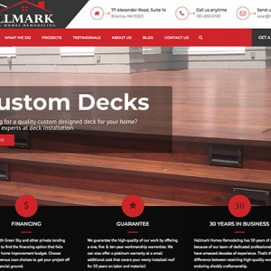 Hallmark Homes Remodeling