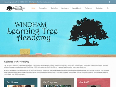 Windham Learning Tree Academy