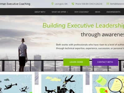 Masterman Executive Coaching